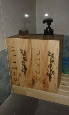 Jabonera de ducha