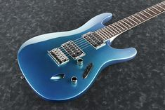 Ocean Fade Metallic | Electric Guitars S - S521   | Ibanez guitars