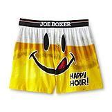 Joe Boxer Men's Metallic Thong Underwear - Smiley Face - Clothing - Men's - Underwear