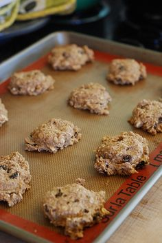 Breakfast Cookies for Baking