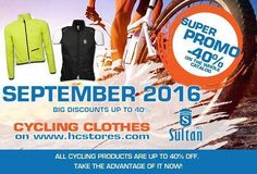 Special September Offers - Up to 40 % off
