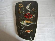 Vintage Schaffenacker West Germany Pottery by AustinMetroRetro, $249.00