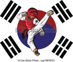 Vector - marcial, taekwondo., arte - stock de ilustracion, ilustracion libre de, stock de iconos de clip art, logo, arte lineal, retrato de EPS, Retratos, gráficos, dibujos gráficos, dibujos, imágenes vectoriales, trabajo artístico, Arte Vectorial en EPS