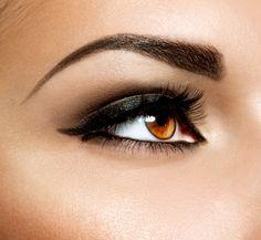 Consigue unos Ojos deslumbrantes para el día de tu #Boda. #Maquillaje y #Belleza para #Novias #HispaBodas
