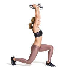 20-Minute Jillian Michaels Workout to Build Strength and Burn Calories   Shape Magazine