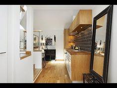 Ideias para decorar um apartamento pequeno com 26 m²