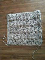 I've Made Friday Week 63 Square from my sampler afghan