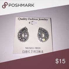 Fashion Earrings Designer Inspired Cocktail Post Earrings Jewelry Earrings