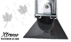 Xtreme Weather Guard Garage Door Threshold Kit