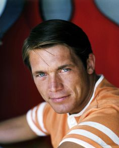Chad Everett Handsome Publicity Portrait Photo Or Poster