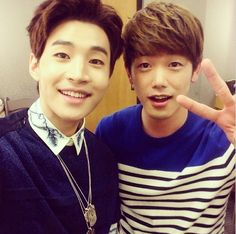 Henry Lau & Eric Nam <3 love these two!