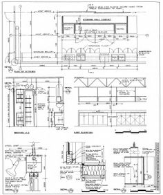 Interior Design Construction Drawings Reading Architecture And Comics The Hooded Utilitarian