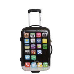 Koffer S-Pad 49cm - Smile Sale