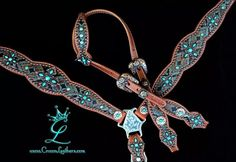 Crown leather tack On my Christmas list Western Horse Tack, Horse Bridle, Cowgirl And Horse, Horse Gear, Horse Saddles, Horse Barns, Horse Love, Western Bridles, Horse Treats