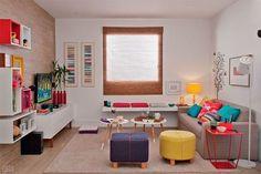 decoração da sala de estar, sala decorada inspirada no pinterest, sala decorada igual ao Pinterest
