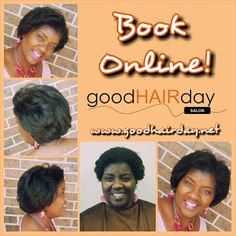 Keratin Treatment, Bob and Natural Make Up Application! Relaxed Styles, Natural Styles, Keratin Treatments, Custom Color, Precision Cuts Book online!  www.goodhairday.net