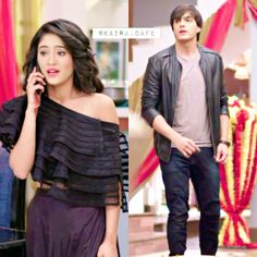 Kaira Yrkkh, Kartik And Naira, Mohsin Khan, Cutest Couple Ever, Indian Designer Outfits, Best Actress, Indian Dresses, Indian Wear, Suits For Women