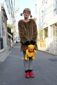 RID SNAP | Street snap of Mayumi Sagara