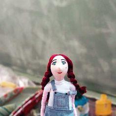 #miculhaos#character#characterdesign#design#designer#toy#handmade#originalcharacter#characterart#characterday#characteroftheday#bestoftheday#bestofetsy#bestofinstagram#instaartist#arttoy#artdoll#characterconcept#charactermakeup#handmade#craft#redhead#ginger#braids