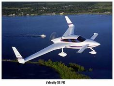 Velocity SE FG - via Velocity Aircraft