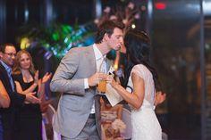 Photography: Lavish & Light Photography - lavishandlight.com Coordination + Decor: Bliss Events - blissevents.ca  Read More: http://www.stylemepretty.com/canada-weddings/ontario/toronto/2012/10/18/toronto-wedding-at-the-gardiner-museum-from-lavish-light-photography/
