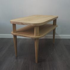 Side table full oak