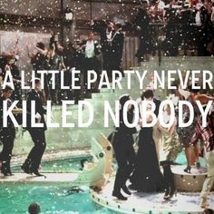 """richgirlz: """" the-preplife: """" blondiies: """" a littttle party never killed nobody """" Tell that to Gatsby. """" you just got burned style """" Gatsby. O Grande Gatsby, Jay Gatsby, Gatsby Style, Gatsby Man, 1920s Style, Cant Stop The Feeling, Great Gatsby Party, The Great Gatsby Movie, A Little Party"""