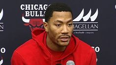 Derrick Rose Speaks For the First Time Since Injury (VIDEO)
