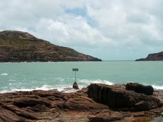 The most northern tip of mainland Australia