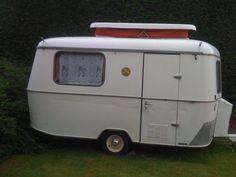 vintage eriba pan familia 310 touring caravan 1979. Black Bedroom Furniture Sets. Home Design Ideas