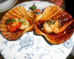 Thanks to @ashurvietas for capturing our grilled #scallops and #prawns #saigon style! We're glad you've enjoyed them. #vietfood #vietfoodlondon #soho #london #londonfoodies #foodie #vietnamese #hungry #delicious #asianfood #foodblogger #restaurantsinlondon