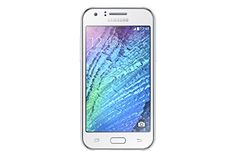 "Samsung Galaxy J1 - Smartphone de 4.3"" (WiFi, Spreadtrum Dual-core 1.2 GHz, 512 MB de RAM, cámara de 5 MP, micro SD, Android) color blanco [modelo español] Samsung"