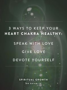 Anahata: 3 Ways to Keep Your Heart Chakra Healthy
