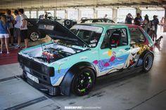 "radracerblog: "" VW Golf Mk1 """