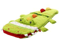 sac de couchage théophile le crocodile