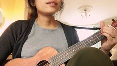 Blue Moon (Billie Holiday) - Ukulele cover - YouTube