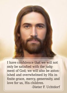 Jesus Christ is with me every moment of my life and happiness has been come out knowing I will be fine to live with him someday in heaven. Lds Quotes, Religious Quotes, Uplifting Quotes, Great Quotes, Quotes To Live By, Qoutes, Religious Pictures, Spiritual Thoughts, Spiritual Quotes