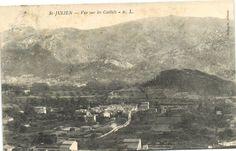 St Julien - Vue sur les Caillols