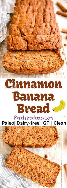 mug cake snickerdoodle Quick Bread Recipes, Banana Bread Recipes, Gluten Free Recipes, Baking Recipes, Easy Bread, Whole30 Recipes, Healthy Recipes, Kitchen Recipes, Yummy Recipes