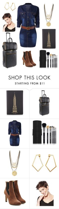 """""""Travelling with style"""" by jaelclarice ❤ liked on Polyvore featuring Henri Bendel, STELLA McCARTNEY, Sigma, Dutch Basics and Paul Andrew"""