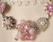 vintage earring bracelet etsy