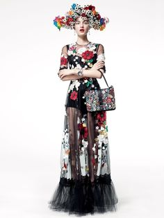 Editorial Fashion| 'Lush Life' for Vogue US March 2016 by Willy Vanderperre | http://www.theglampepper.com/2016/03/25/14848/