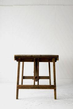 Folding Table. demode furniture