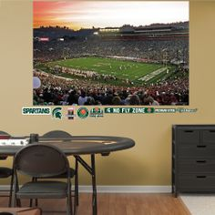 Man Cave On Pinterest Michigan State Spartans Man Caves