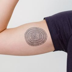 temporary tattoo designed by Lisa Congdon $5 for 2