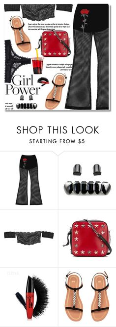 """""""Power Look"""" by paculi ❤ liked on Polyvore featuring Jimmy Choo and MyPowerLook"""