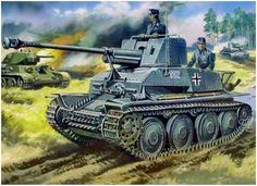 German Self-Propelled Gun: Marder III