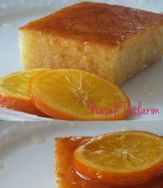 Ideas For Fruit Cake Mini Sweets Turkish Recipes, Italian Recipes, Ethnic Recipes, Orange Dessert, Fresh Fruit Cake, Turkish Sweets, Us Foods, Sweet Recipes, Orange Recipes