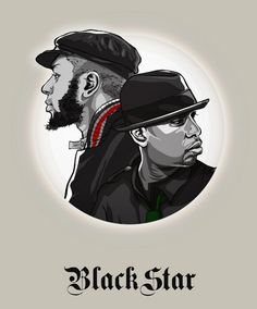 Mos Def & Talib Kweli are Black Star Hip Hop And R&b, Love N Hip Hop, Hip Hop Rap, Hip Hop Artists, Music Artists, Rap Music, Good Music, Talib Kweli, Arte Hip Hop