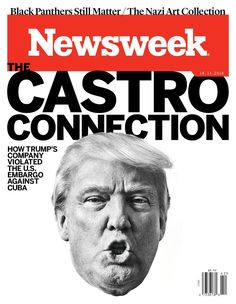 Trump linked to illegal activities in Cuba.